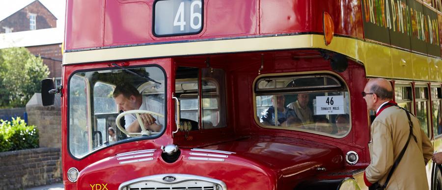 Leeds Classic Bus Day Leeds Inspired