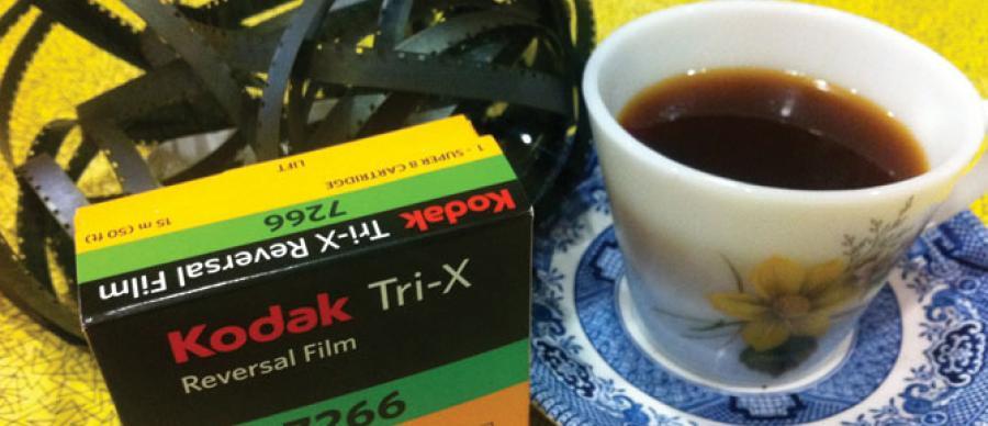 Cherry Kino Presents: Super 8 Film Processing In Coffee
