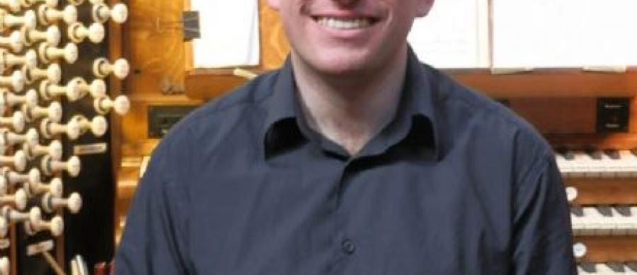 David Hardie  Organist