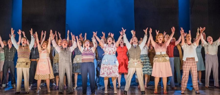 Opera North: From Couch to Chorus