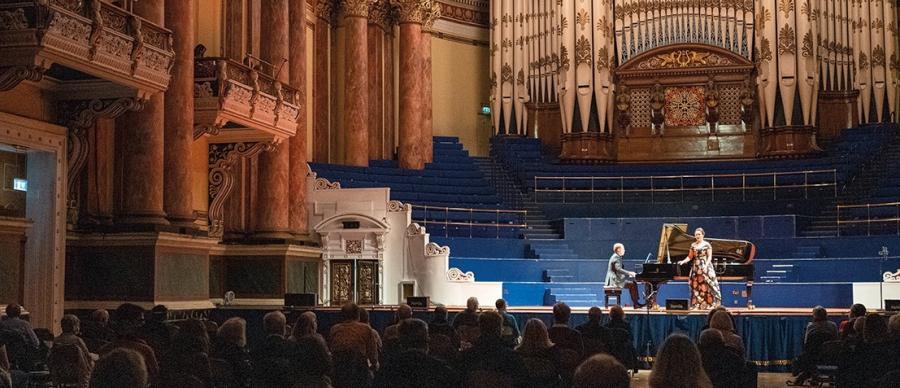 Leeds Lieder Festival 2021