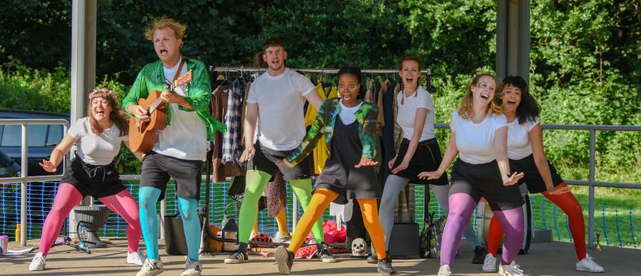 A Midsummer Night's Showcase, Bramley Park 24th July