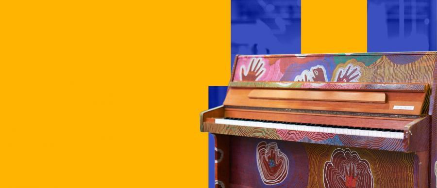 Piano Trail Launch