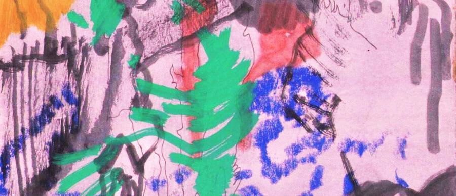 Drawing & Collage with Rosie Vohra