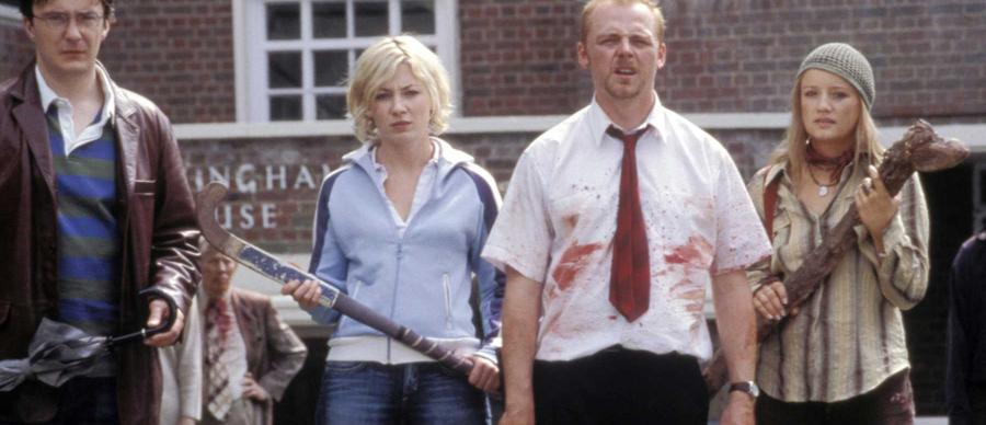Multi Story Picture House Presents Shaun of the Dead