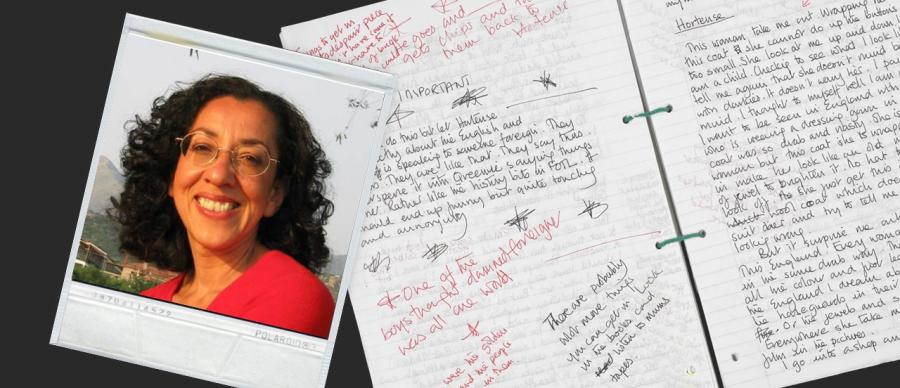 Andrea Levy Notebook