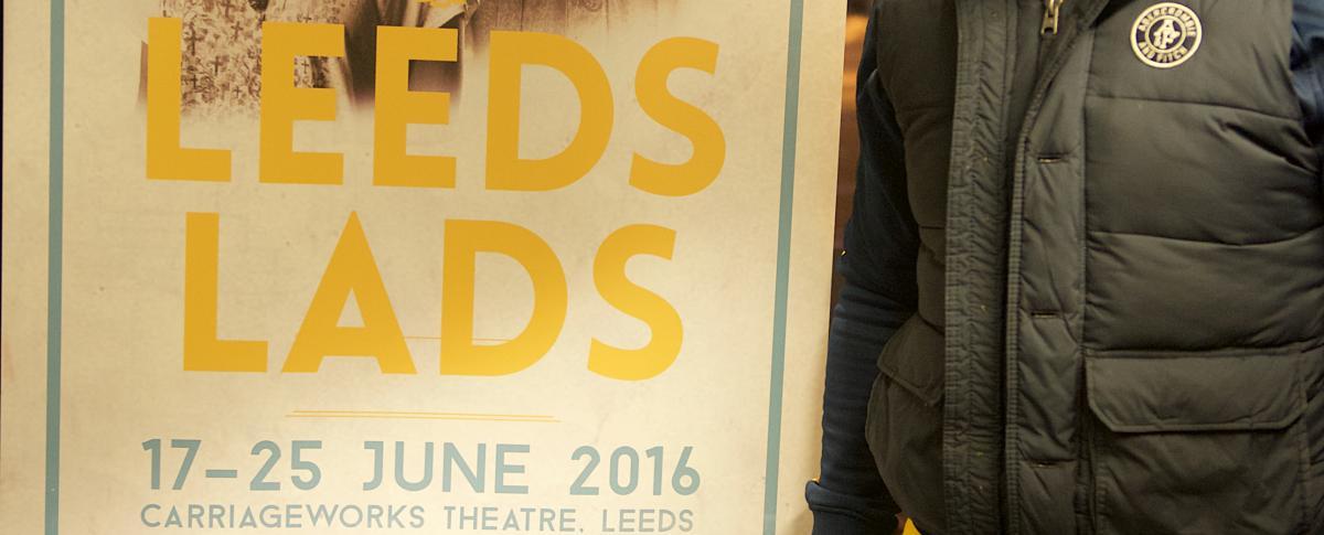Leeds Lads Auditions