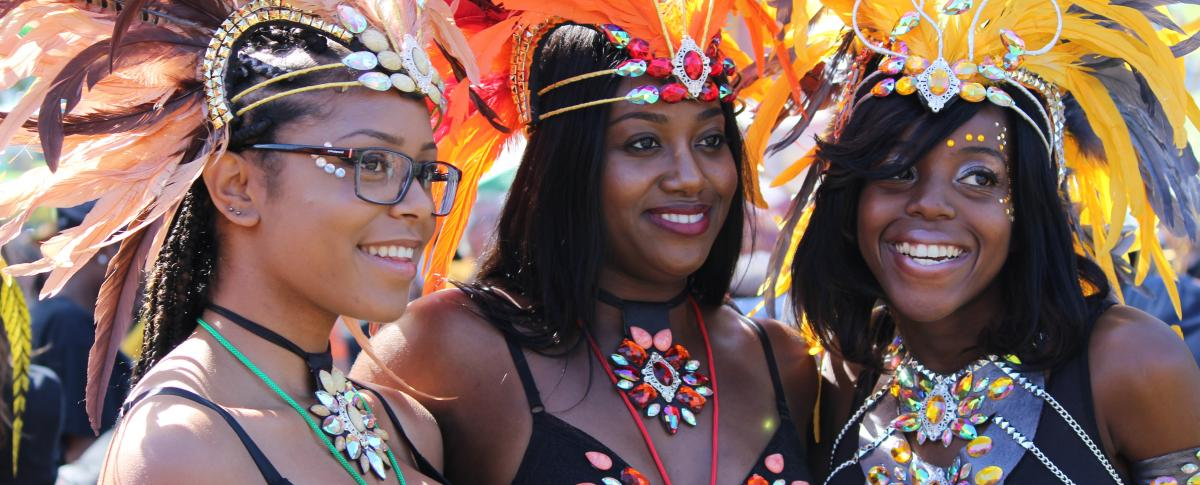 Leeds Inspired Commission with Leeds West Indian Carnival