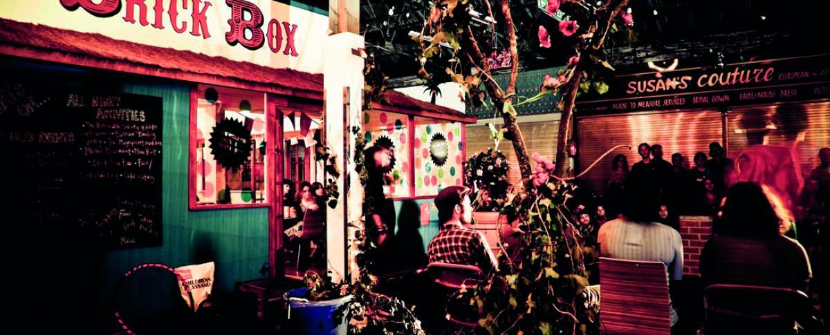 A Rundown Circus And A 1960's Seaside Funfair