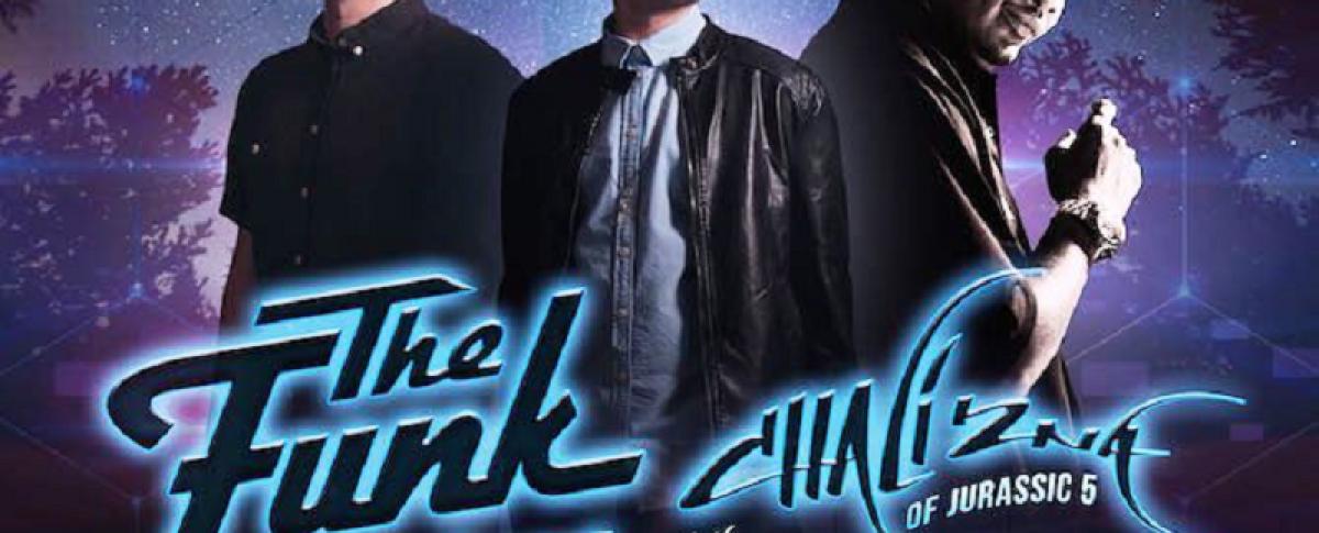 Chali 2na and The Funk Hunters