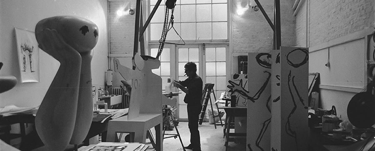 Applications are now open for the Kenneth Armitage Sculpture Fellowship