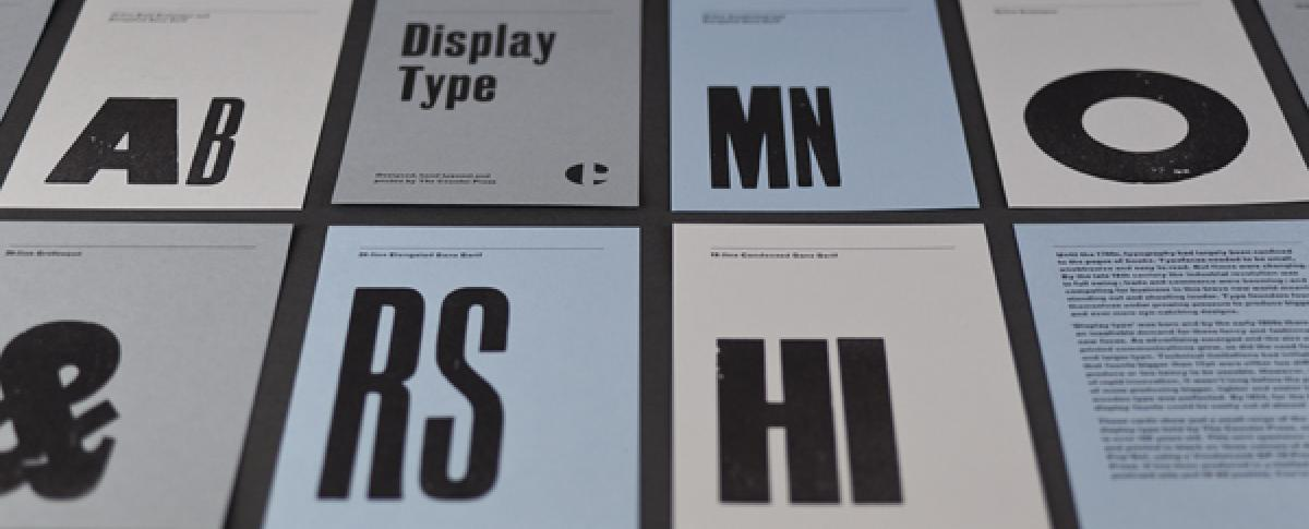 Think About Ink: Leeds Print Festival 2015
