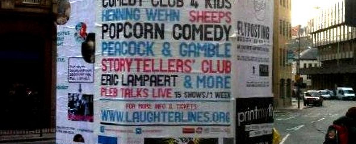 Laughter Lines - Leeds Comedy Festival