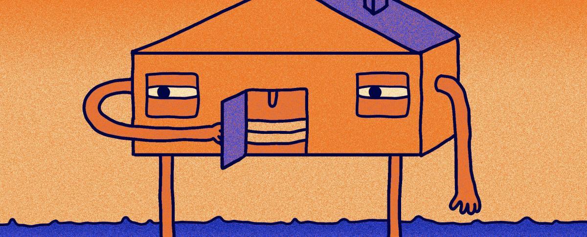 Illustrator & LAU Student Sofia Johnston: Pizzas And Animated Emojis