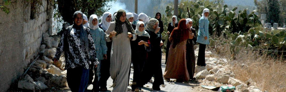 Leeds Palestinian Film Festival