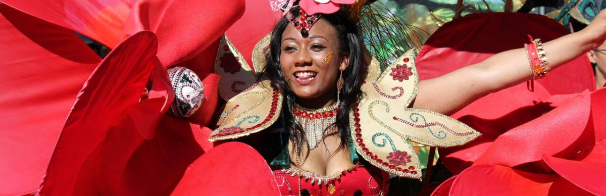 Leeds West Indian Carnival 50