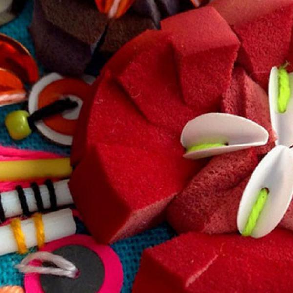 Workshop.: Embellished Floral Hoop with Jessica Grady
