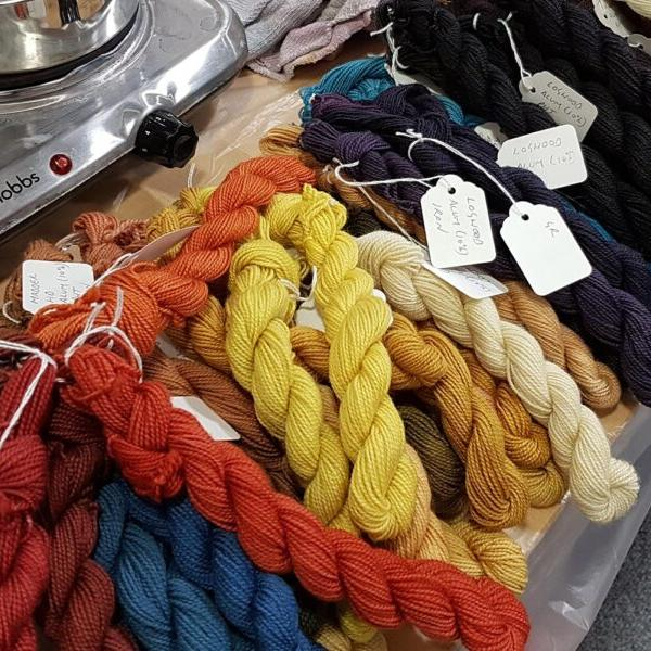 Natural Dyeing Taster Workshop