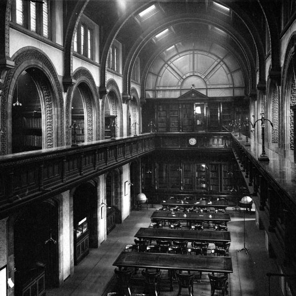 Leeds Central Library Heritage Tour