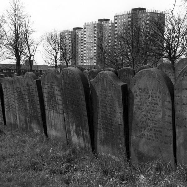 Lunchtime Talks - Burial Cemeteries of Leeds