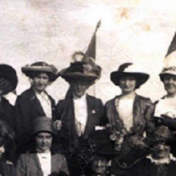 Local History Talk: Who Were the Leeds Suffragettes?