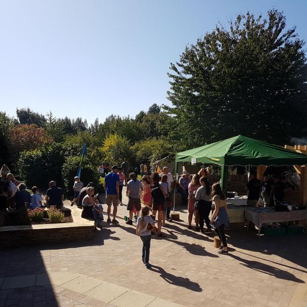 Open Day - TCV Skelton Grange