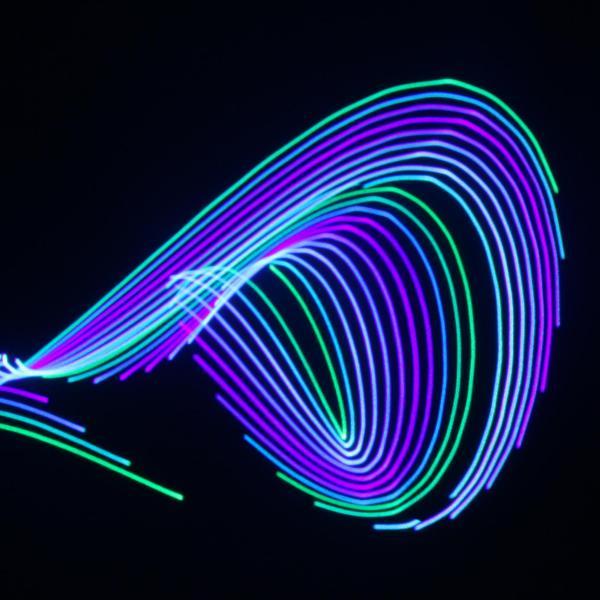 Lasertonic by Flora Litchfield