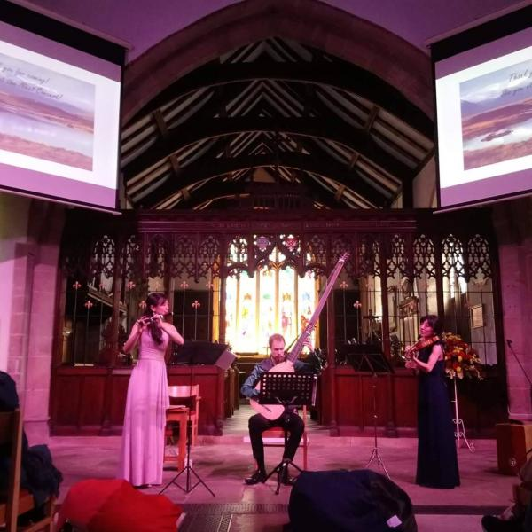 Otley Baroque Sunday Concert 'Wonders Upon a Note'