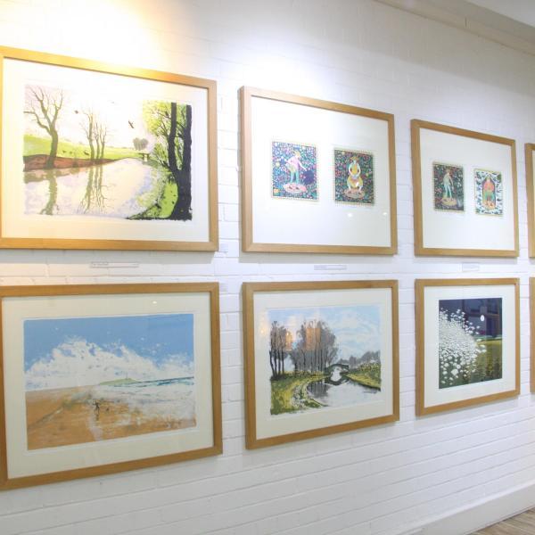 Solace Print Exhibition