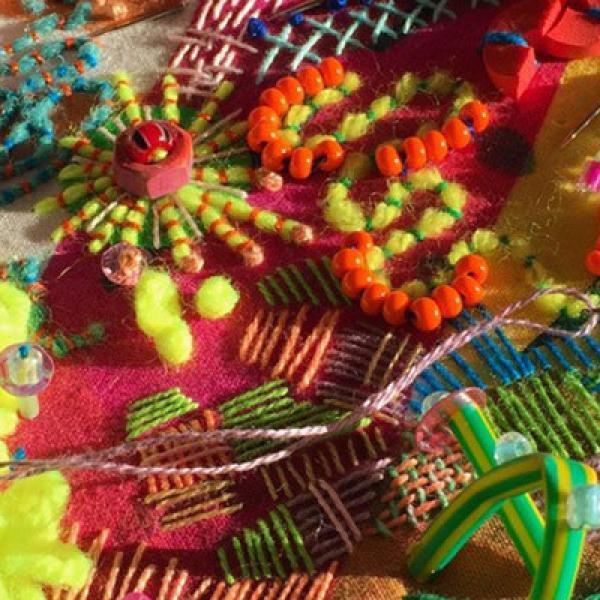 Workshop.: Creative Hand Stitch with Jessica Grady