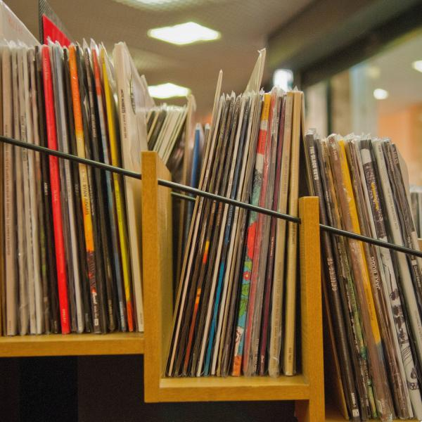 Record Store Day In Leeds