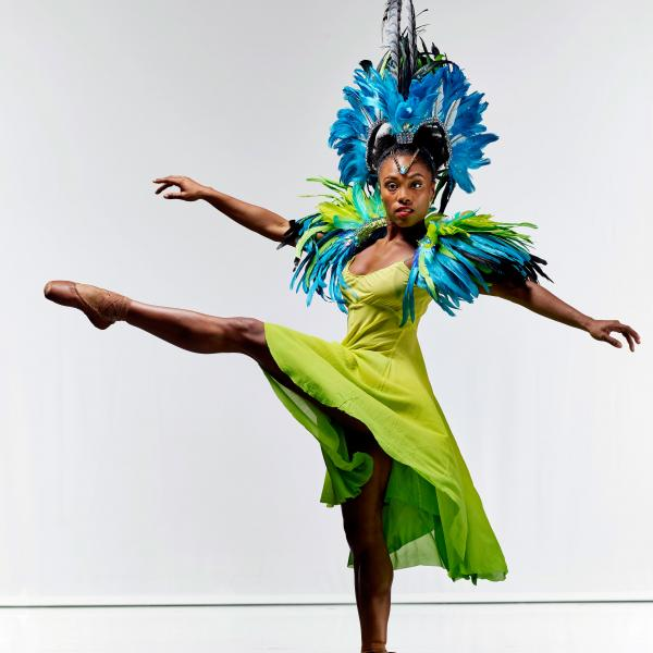 Pirouettes and Steel Pans: Carnival Ballet