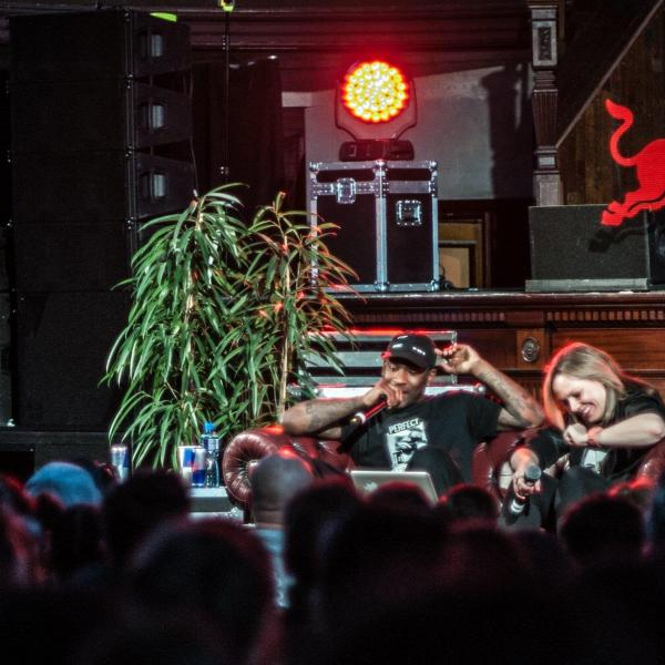 Red Bull Music Academy Tour in Leeds