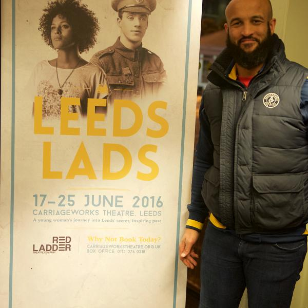 Leeds Lads Auditions