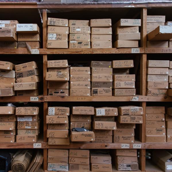 Archive Open Saturdays