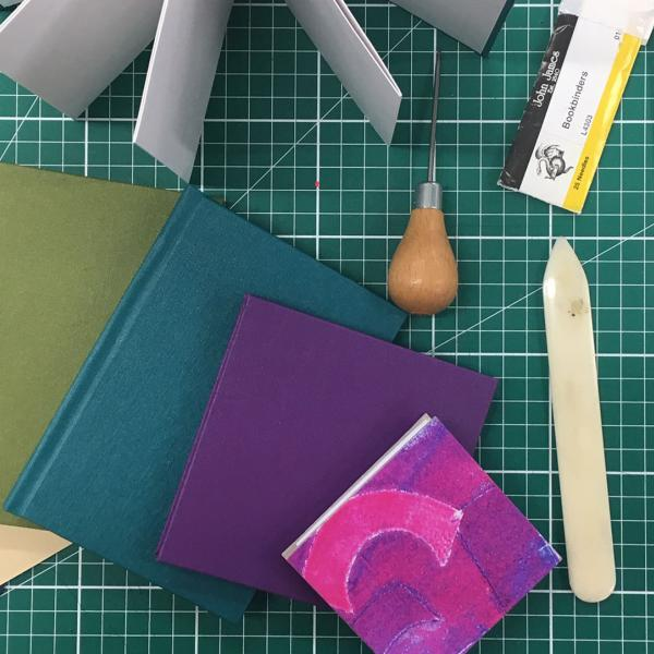 Introduction to Bookbinding Workshop