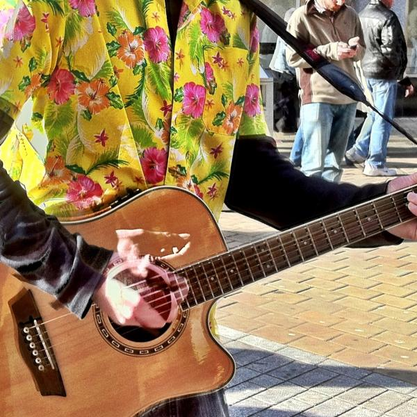 Trinity Leeds: Buskers Wanted!