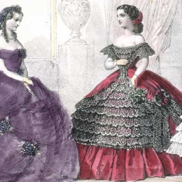 Art Talk: Vintage Children's Fashion