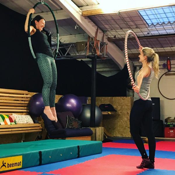 Circus Open Training