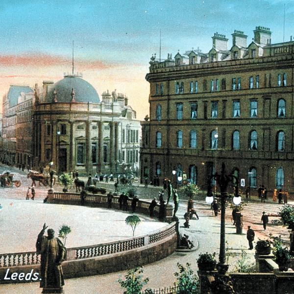 Leeds Civic Trust: 'The Age of Flamboyance' - Edwardian Leeds