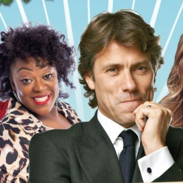 John Bishop, Katherine Ryan, Al Murray, Rob Beckett, Paul Chowdhry, Judi Love all perform on one stage!