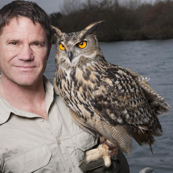 Steve Backshall | Expedition
