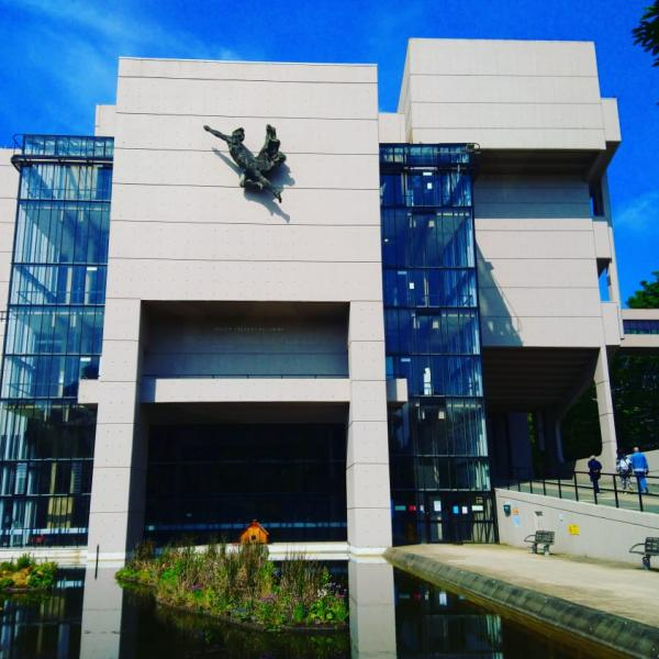 Modernism in Leeds Part 2: Universities & more
