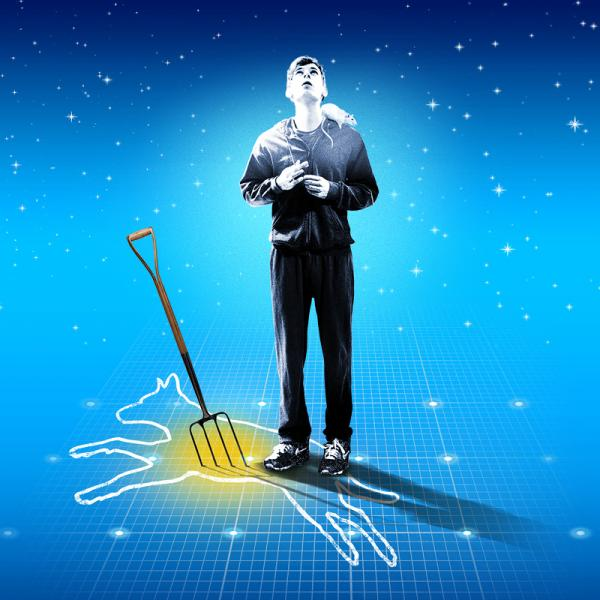 The Curious Incident of the Dog in the Night-Time
