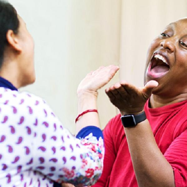 Dance On Friday Zoom Dance Classes for Older Adults
