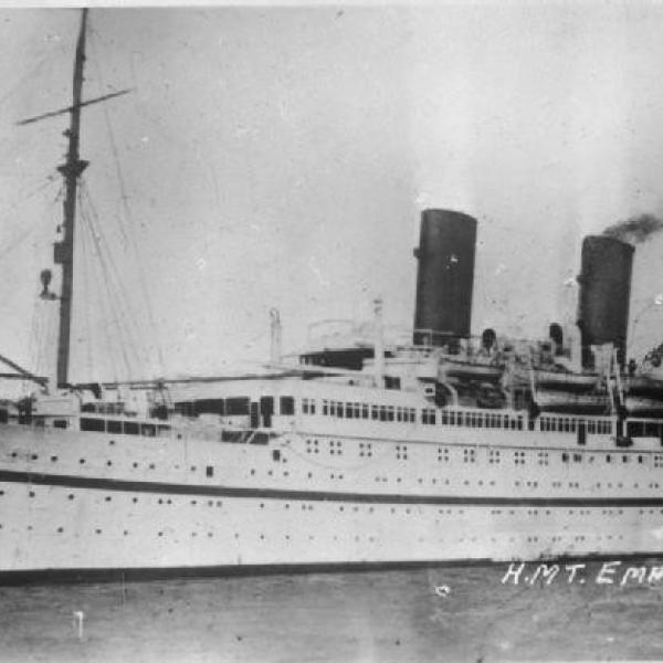 Blog: Geraldine Connor Foundation: Windrush Legacy 'Departing And Arriving'