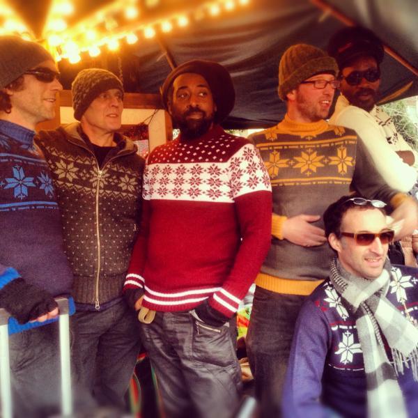 A Very Reggae Christmas To You!