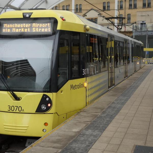 Presentation on Manchester Trams
