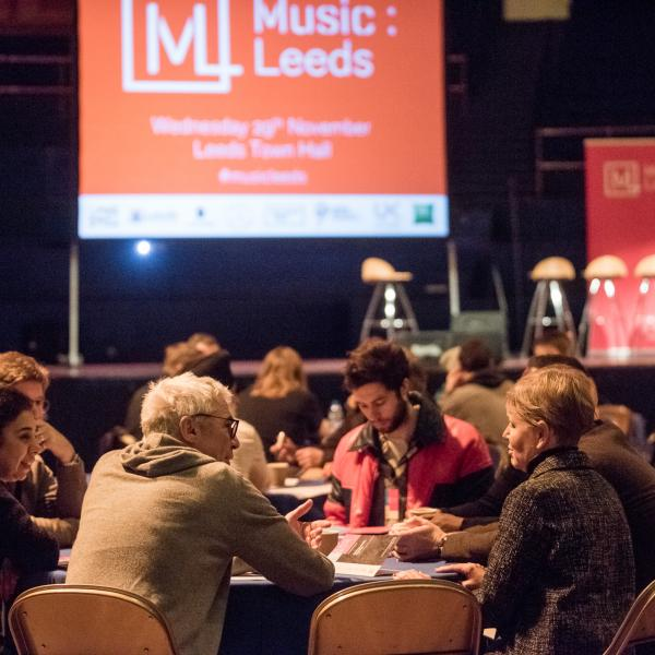 Music:Leeds City Music Forum 2019