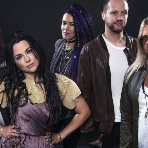Evanescence & Within Temptation: Worlds Collide